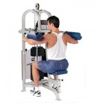 Life Fitness - Pro 1 Delts Machine