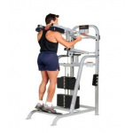 Life Fitness - Pro 1 Mollets Debout Machine de musculation