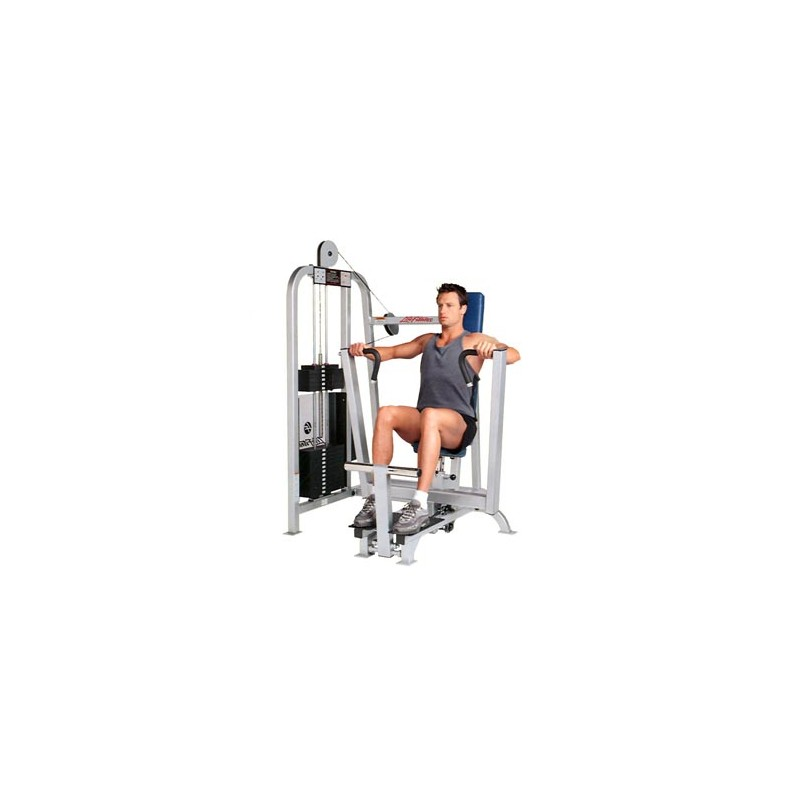 Life fitness pro 1 chest press machine de musculation for Fitness musculation