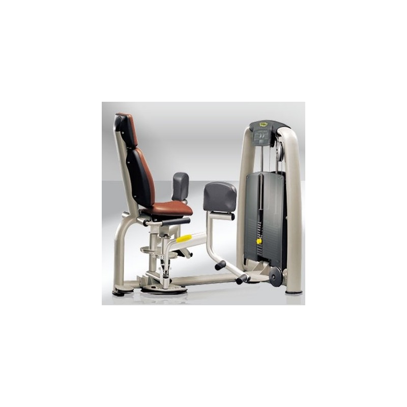 technogym adductor selection machine de musculation fitness occasion. Black Bedroom Furniture Sets. Home Design Ideas