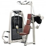 Technogym - Vertical Traction Selection Machine de musculation