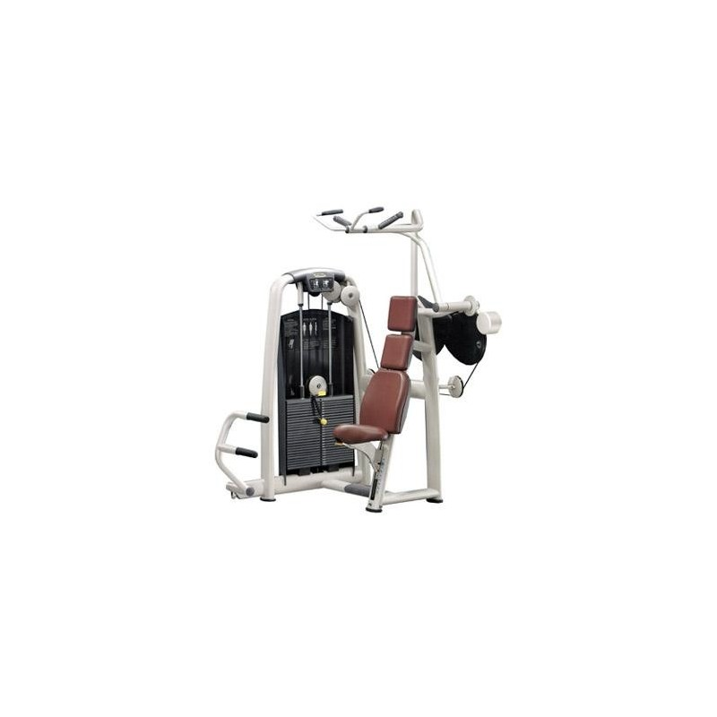 technogym vertical traction selection machine de musculation de m. Black Bedroom Furniture Sets. Home Design Ideas