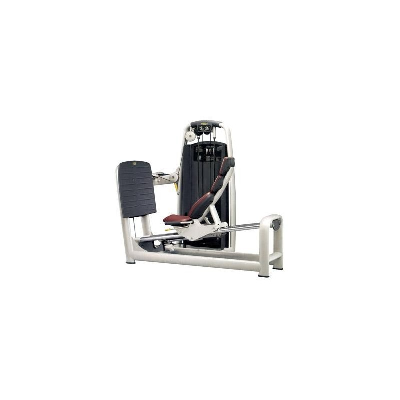 technogym leg press selection machine de musculation fitness occasion. Black Bedroom Furniture Sets. Home Design Ideas