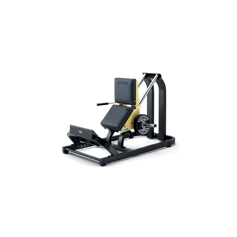 technogym calf pure strength machine de musculation de marque pa. Black Bedroom Furniture Sets. Home Design Ideas