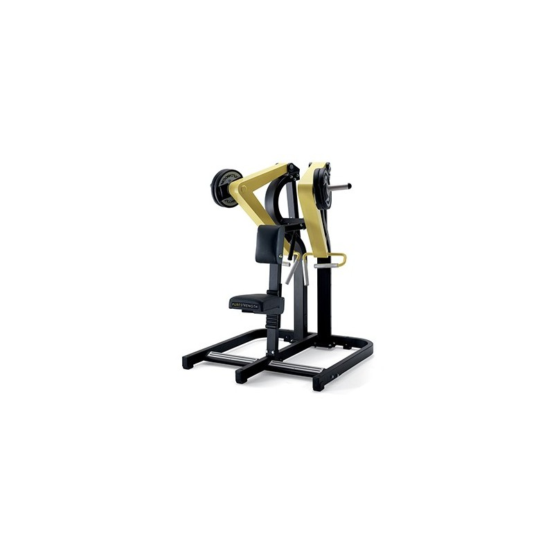 technogym low row pure strengh machine de musculation fitness occasion. Black Bedroom Furniture Sets. Home Design Ideas