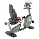 VÉLO COUCHE TECHNOGYM EXCITE NEW RECLINE VISIOWEB OCCASION