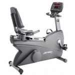 VELO COUCHE RECLINE LIFE FITNESS 95RI LED OCCASION