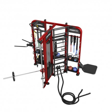 Life fitness - SYNRGY360T Cross Training Cage