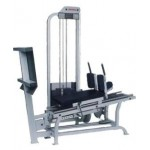 Life Fitness - Pro 1 Leg Press Allongé Machine de musculation