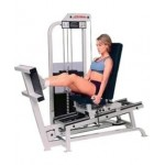 Life Fitness - Pro 1 Leg Press Assis Machine de musculation