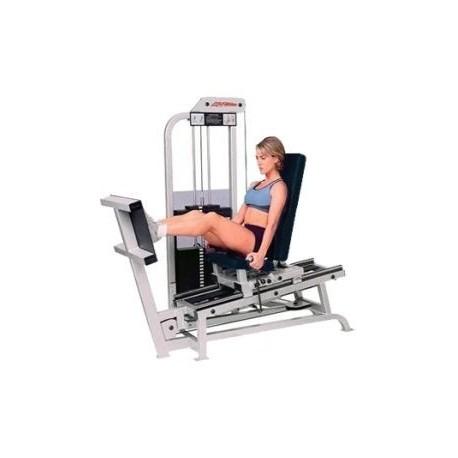 life fitness pro 1 leg press assis machine de musculation de marq. Black Bedroom Furniture Sets. Home Design Ideas