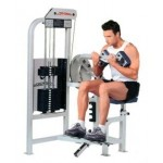 Life Fitness - Pro 1 Abdominal Crunch Machine de musculation