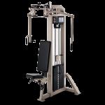Life Fitness - Pro 1 Pectoral Fly Rear Delt Machine de musculation