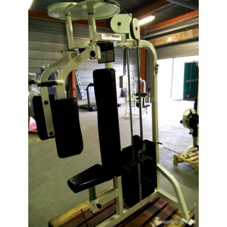 Life Fitness - Pro 1 Pectoral Fly Machine de musculation