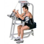 Life Fitness - Pro 1 Triceps Extension Machine de musculation