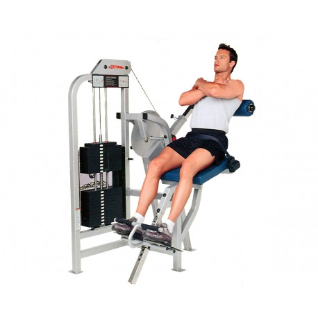 Life Fitness - Pro 1 Lower Back Machine de musculation
