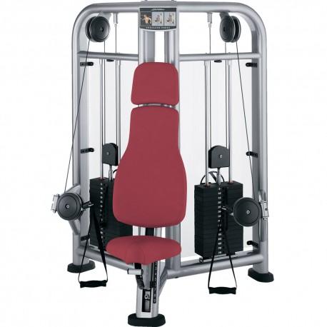 Life Fitness - Signature Cable motion Shoulder Press Machine de musculation