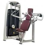 Technogym - Shoulder Press Selection Machine de musculation