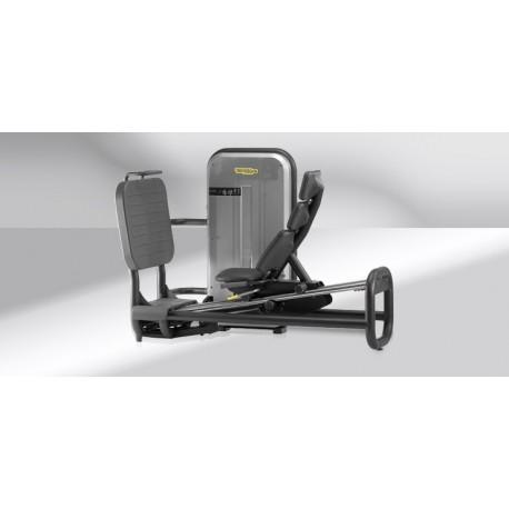 Technogym - Leg Press Element + Machine de musculation