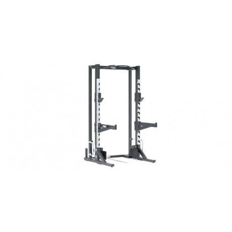 Technogym - Olympic Half Rack Pure strengh Machine de musculation