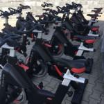 Matrix Lot de 10 vélos spinnings IC3