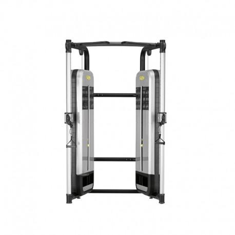 Technogym - Element Dual Adjustable Pulley machine de musculation