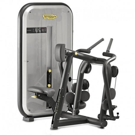 Technogym - Low Row Element Machine de musculation