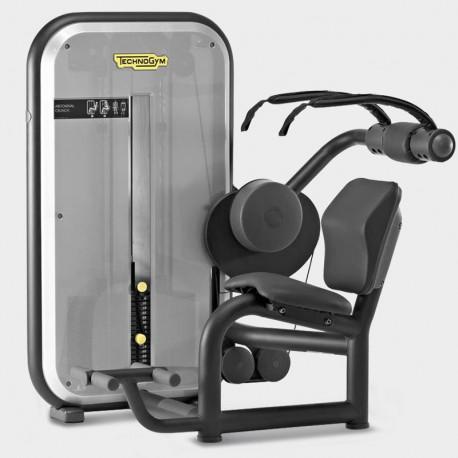 Technogym - Abdominal Crunch Element machine de musculation