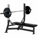 BANC PLAT OLYMPIQUE HAMMER STRENGTH  OCCASION