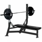 Hammer Strength - Banc Plat Olympique modèle d'exposition [ DESTOCKAGE ]