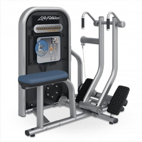 SEATED ROW LIFE FITNESS CIRCUIT OCCASION