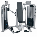 SHOULDER PRESS DUAL CABLE PRECOR ICARIAN OCCASION