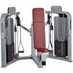 CHEST PRESS DUAL CABLE PRECOR ICARIAN OCCASION
