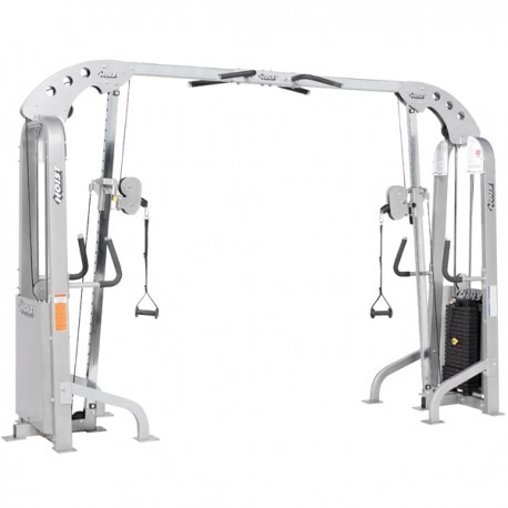 CROSSOVER CABLES HOIST FITNESS HD-DUAL OCCASION