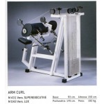 ARM CURL TECHNOGYM ISOTONIC OCCASION