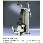 VERTICAL TRACTION TECHNOGYM ISOTONIC OCCASION