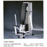 CHEST PRESS TECHNOGYM ISOTONIC OCCASION
