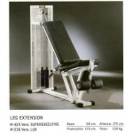 LEG EXTENSION TECHNOGYM ISOTONIC OCCASION