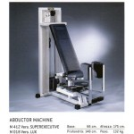 Technogym - Abducteur Isotonic Machine de musculation occasion