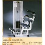 ABDOMINAL CRUNCH TECHNOGYM ISOTONIC OCCASION