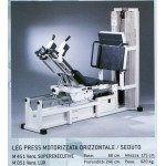 LEG PRESS HORIZONTAL/ASSIS TECHNOGYM ISOTONIC OCCASION
