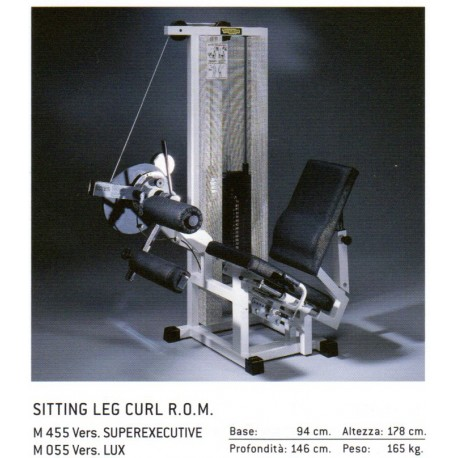 LEG CURL ASSIS TECHNOGYM ISOTONIC OCCASION