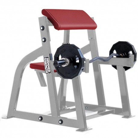 ARM CURL ASSIS HAMMER STRENGTH OCCASION