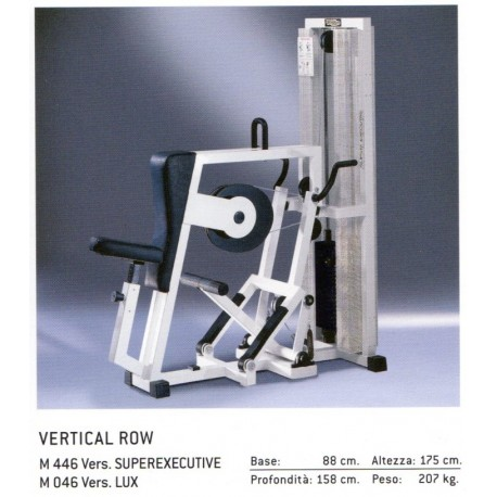 ROWING VERTICAL TECHNOGYM ISOTONIC OCCASION