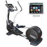VÉLO ELLIPTIQUE TECHNOGYM SYNCHRO VISIOWEB OCCASION RECONDITIONNÉ