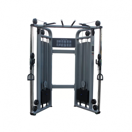 DUAL ADJUSTABLE PULLEY PROFESSIONNEL NEUF PAS CHER