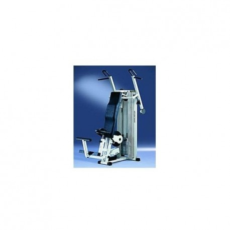 Technogym - Isotonic Vertical Traction Machine de musculation